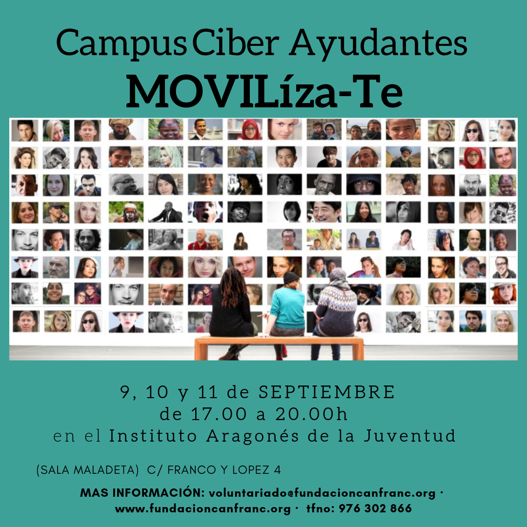 MOVILiza-TE. STOP a la ciber – violencia.