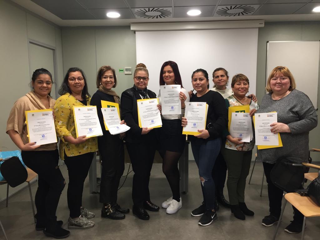 Ecuador del programa financiado en la convocatoria subvenciones programas interés social en Aragón, con cargo IRPF 2018.