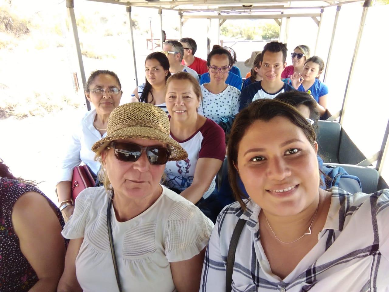 Tutoras y tuteladas de Fundación Canfranc en los Galachos