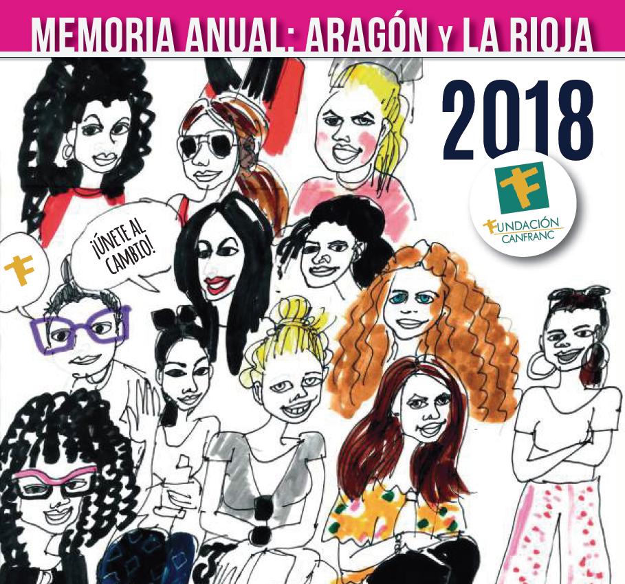 Memoria de Actividades año 2018 de Fundación Canfranc