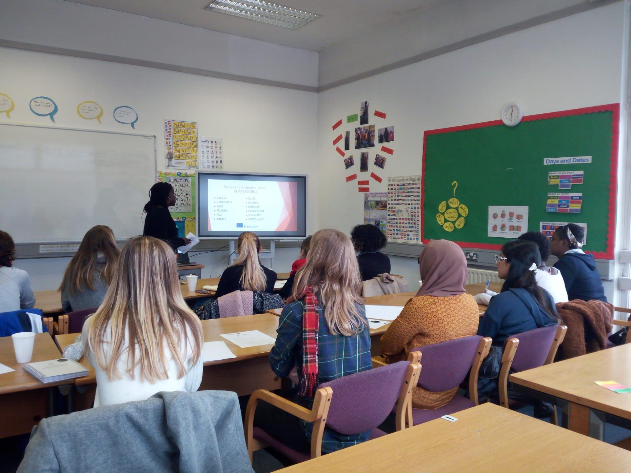 Encuentro transnacional del Proyecto OBJECT financiado por el programa Erasmus + en Londres